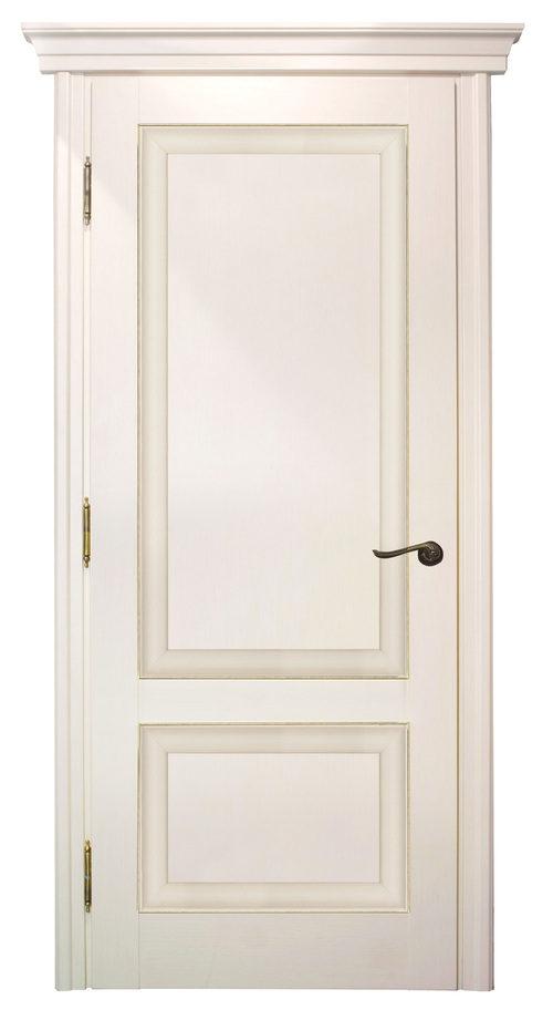 Межкомнатные двери цвета слоновая кость