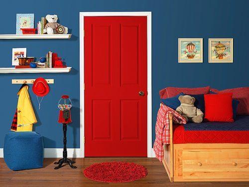 Выбор межкомнатных дверей на основе стиля