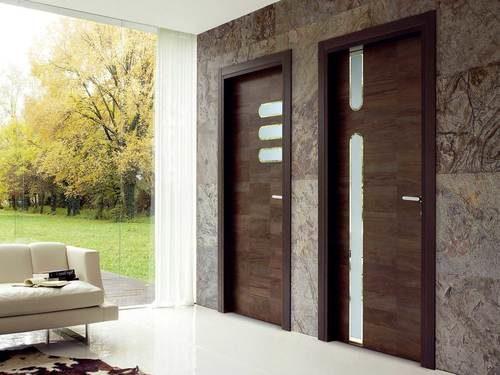 Деревянный массив дверей «Волховец»