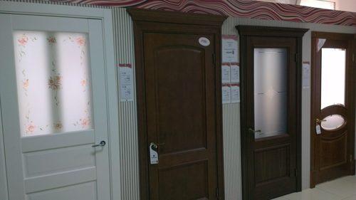 Двери фабрики «Волховец»