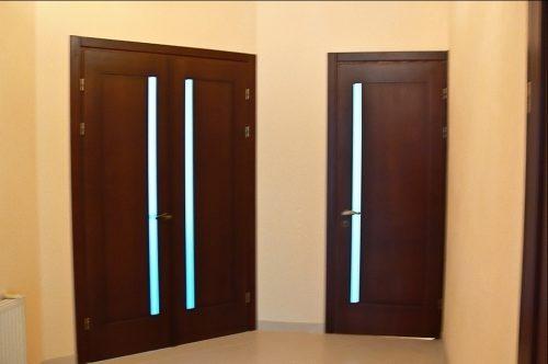 стандартные размеры для дверей