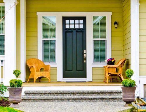 Как выбрать входную дверь по фен-шуй