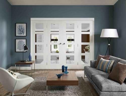 Какие межкомнатные двери выбрать для больших и нестандартных проемов