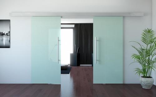Раздвижные межкомнатные двери для проемов больших размеров
