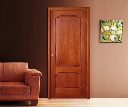 Классическая дверь от Luvipol