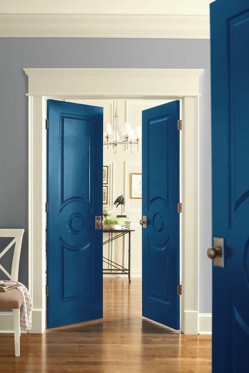 красивые межкомнатные двери на фото