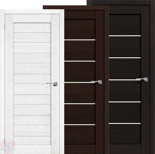 Двери в магазине ОБИ