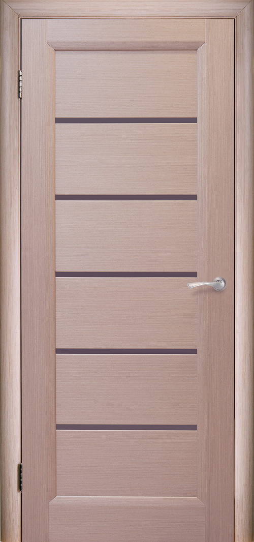 Межкомнатные двери светлый анегри