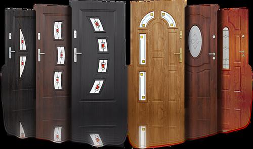 Преимущество декоративных накладок для межкомнатных дверей