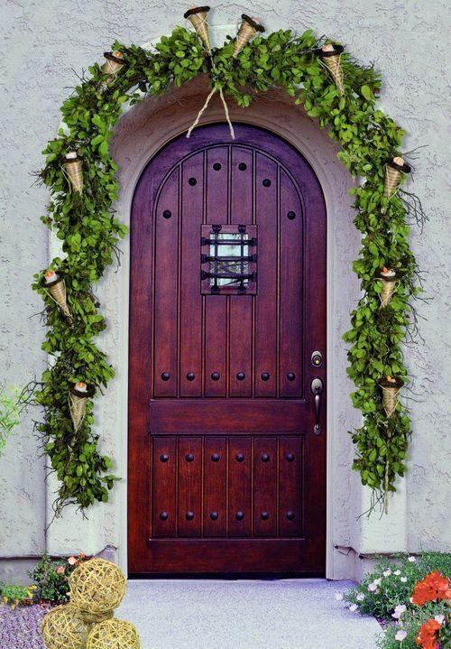 Надежность уличных утепленных дверей