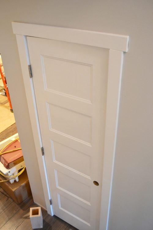 Накладные входные и межкомнатные двери
