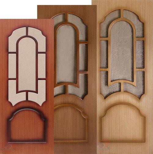 Остеклённые Владимирские двери