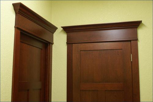 способ замера межкомнатной двери