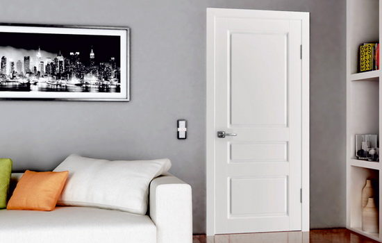 Какого цвета ставить двери