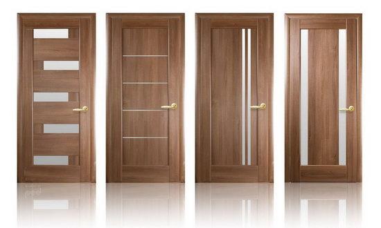 Выбор материала для дверей эконом-класса