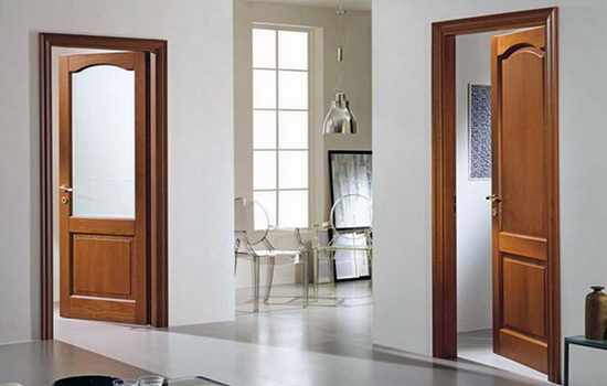 Подбор двери с притвором для интерьера
