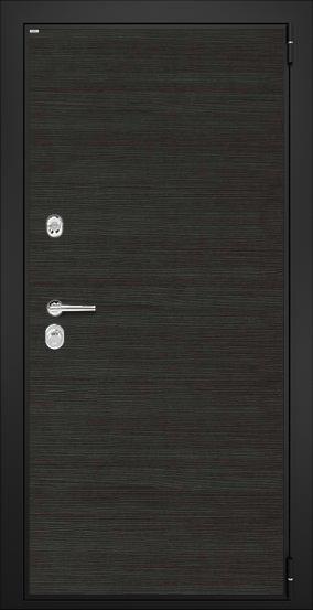 Двери Shweda. Вид снаружи и изнутри