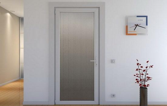 Классификация пластиковых дверей