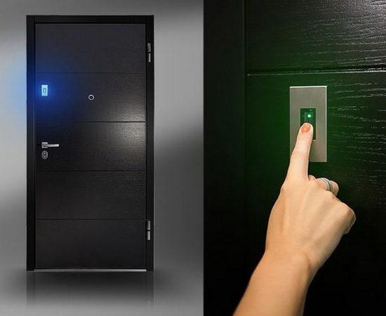 Модель Leganza Smart BIO с биометрическим сенсором отпечатка пальца