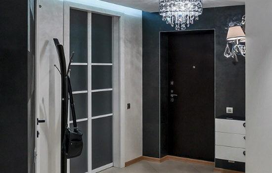 Типы входных дверей