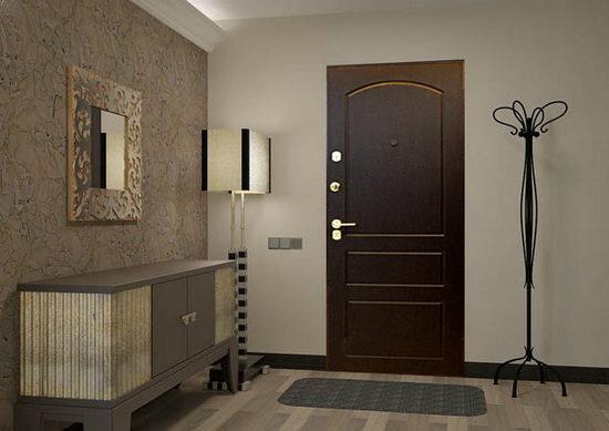 Стандартные входные двери и их габаритные размеры
