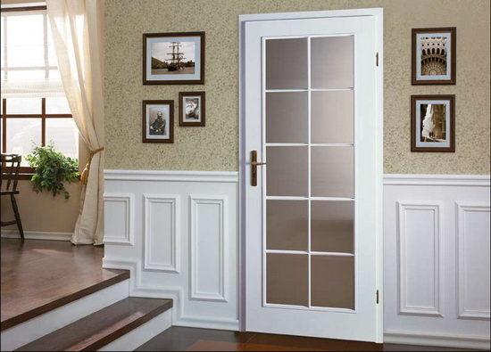 Дизайн мазонитовых дверей