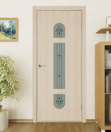 каркасные двери из МДФ