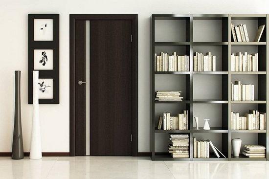 Особенности дверей из клееного массива