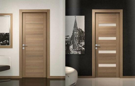 Выбор цвета межкомнатной двери по цвету мебели