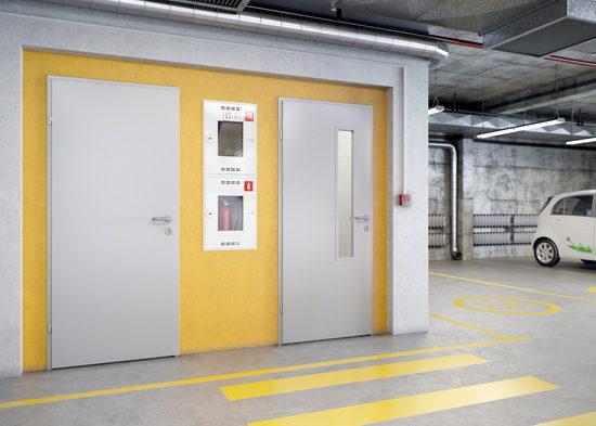 Двери с хорошей изоляцией требуются для защиты от шума и холода