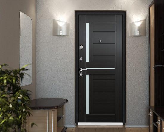 Как выбрать надежную входную дверь в квартиру