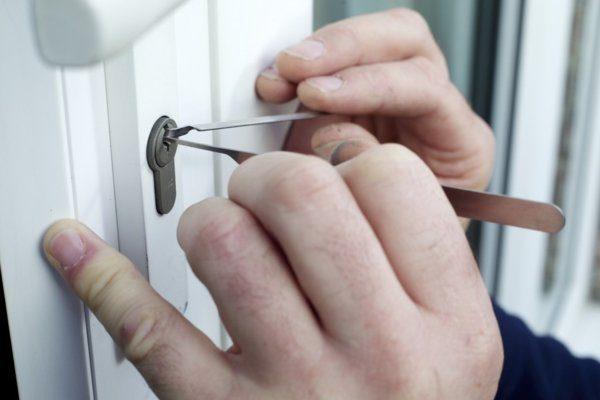 Как открыть дверь, если потеряли ключ