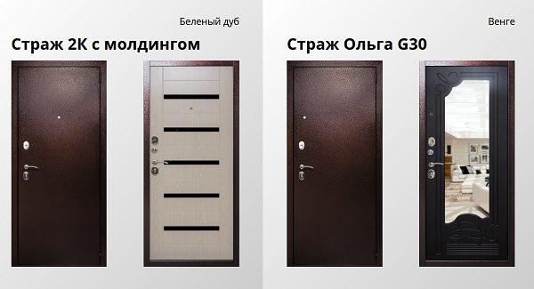 Почему выбирают входные двери марки«Страж»?