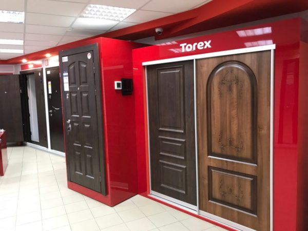 Технологии при производстве дверей Торекс.