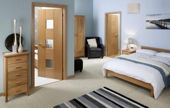 Специфика установки ламинированной двери