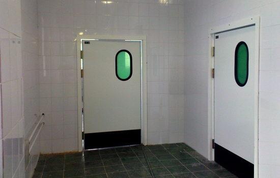 Категории и основные характеристики технических дверей