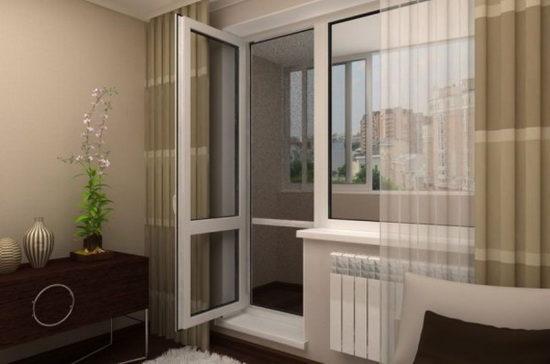Как правильно выбрать балконные двери из ПВХ