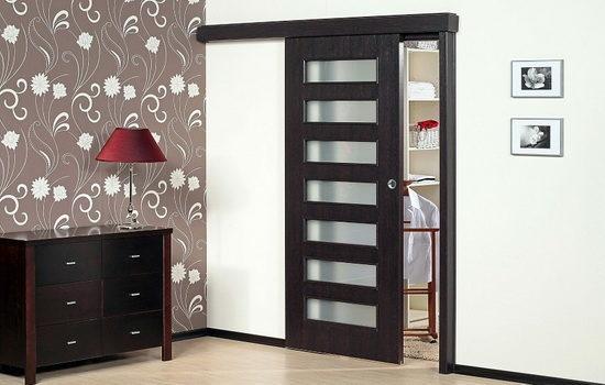 Пример раздвижной двери