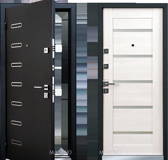 Входные двери сейфового типа