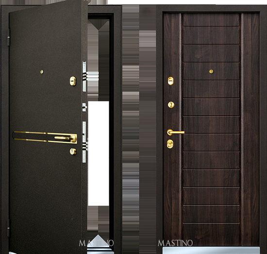 Классы надежности сейф-дверей