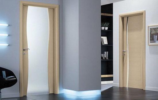 ламинированные межкомнатные двери обладают и несколькими отрицательными качествами