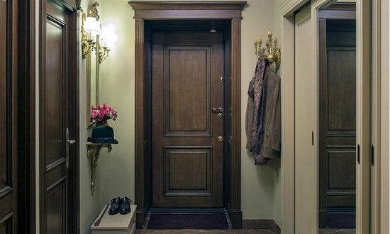 Вторая входная дверь изнутри