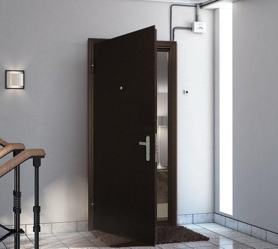 Из какого материала выбрать входную дверь