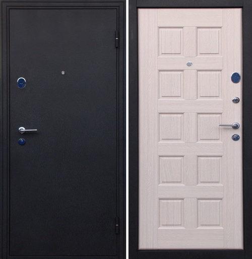Как выбрать входные антивандальные двери