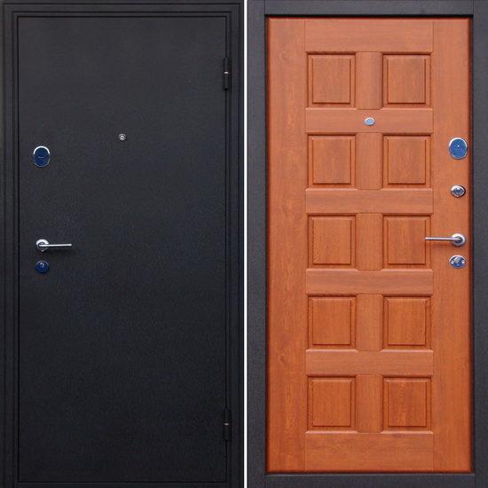 Дополнительные опции надежности входной двери