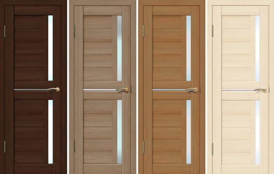 Недостатки шпонированной двери