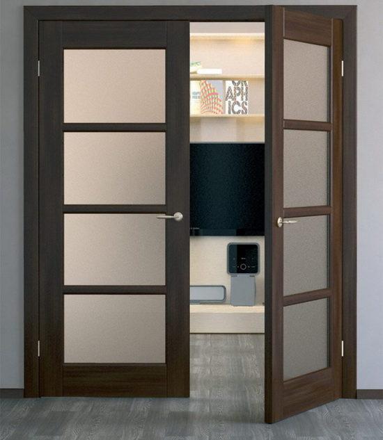 Как правильно заказать двойную межкомнатную дверь