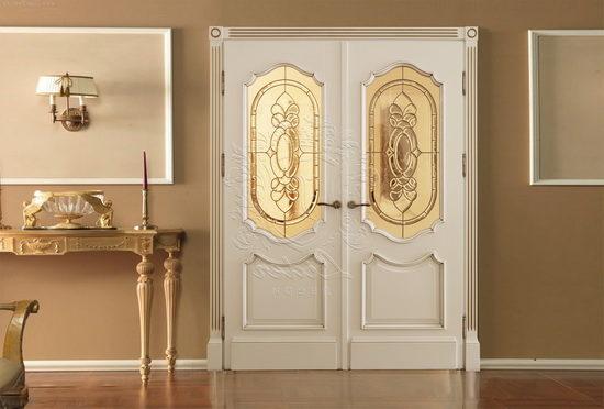 Межкомнатные двери VIP-класса