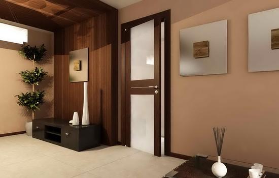 Маятниковые межкомнатные двери