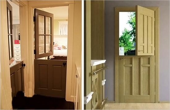 Двери - конюшенные створки